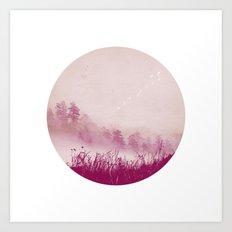 Planet 110011 Art Print