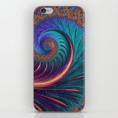Blue Wave iPhone & iPod Skin