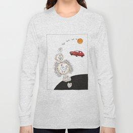 chicken evolution Long Sleeve T-shirt