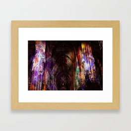 Vienna Framed Art Print