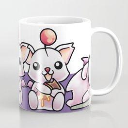 Moogle Pizza Party Coffee Mug