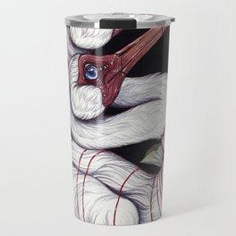 Sacred Ibis Travel Mug