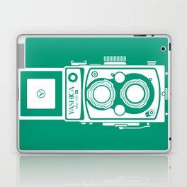 Yashica Mat 124G Camera Emerald Laptop & iPad Skin