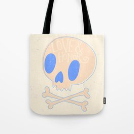 Love and Honor Tote Bag