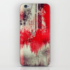 A Season Of Rough Waters iPhone & iPod Skin