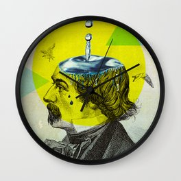 Dr. Chapuí Wall Clock