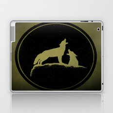 The Howling Laptop & iPad Skin