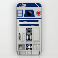 targaryen iPhone & iPod Skins featuring R2D2 by Smart Friend