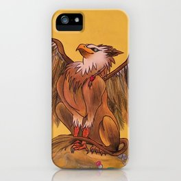 Royal Guard iPhone Case