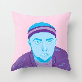 Mac Mizzle Throw Pillow