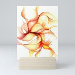 Dissipation Mini Art Print