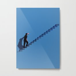 The Truman Show movie Metal Print