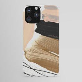 minimalist painting 06 iPhone Case