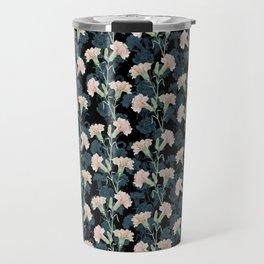 carnation Travel Mug