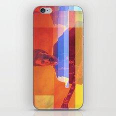 Bradford Cox | Project L0̷SS   iPhone & iPod Skin
