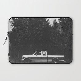 Pickup truck - Eugene - Oregon Laptop Sleeve