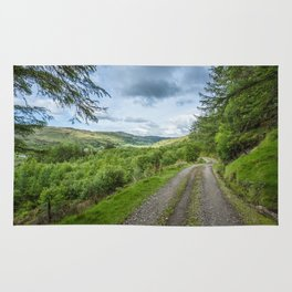 Green Lane Rug