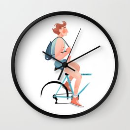 Favourite Saddle Wall Clock