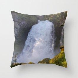 Sahalie Throw Pillow