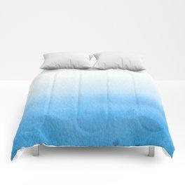 WaterColor1 Comforters