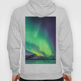 Northern Lights in Iceland Hoody