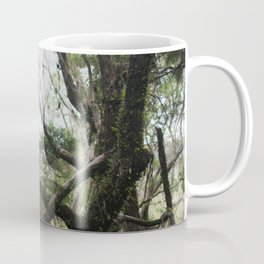 wilderness of new zealand's bush Coffee Mug