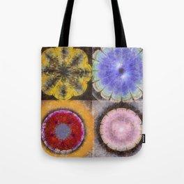 Ergastic Entity Flower  ID:16165-005314-25310 Tote Bag
