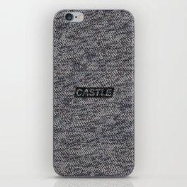 MOONROCKS // CASTLE iPhone Skin