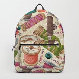 I Am Crafty Backpack