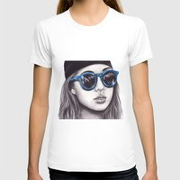 coachella T-shirts featuring Coachella  by Bella Harris