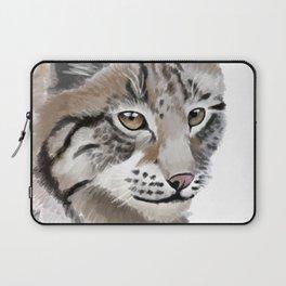 Lynx Cat Laptop Sleeve