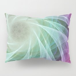 Whirlpool Diamond 2 Computer Art Pillow Sham