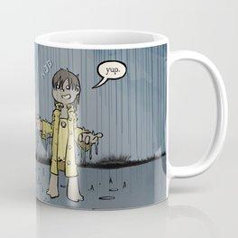 Monkess and the Storm Engine Coffee Mug