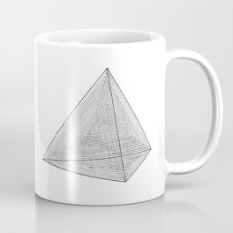 DMT TETRAHEDRON Coffee Mug