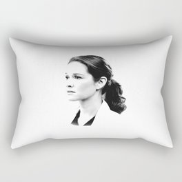 April Kepner Rectangular Pillow