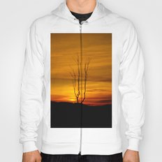 Lone tree sunset Hoody