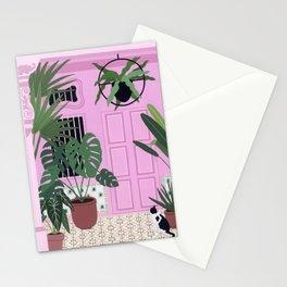 Pink Shophouse Stationery Cards
