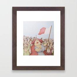 """""""L-Aqwa fl-Ewropa"""" (The best in Europe)  Framed Art Print"""