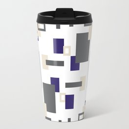 Bauhaus-esque Mid Century Modern 2 Travel Mug