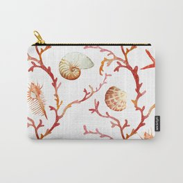 Sea Life Pattern 13 Carry-All Pouch