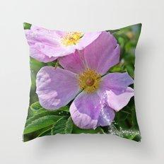 Fairy Dust Throw Pillow