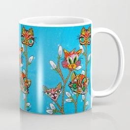 Pussy Willows Coffee Mug