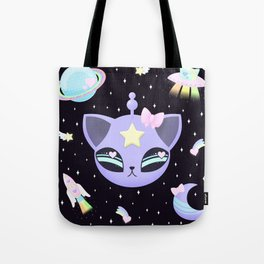 Space Cutie Tote Bag