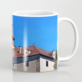Waldenfels castle, south side Coffee Mug