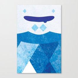 583 Canvas Print