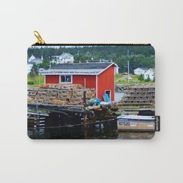 Fisherman's Shack Carry-All Pouch