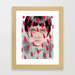 Wittebroodskint Framed Art Print