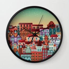 Homes Wall Clock