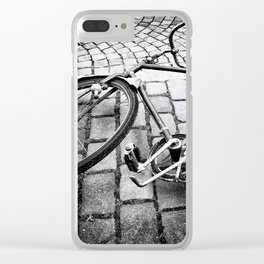 Oops Clear iPhone Case