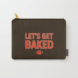 Let's Get Baked Carry-All Pouch